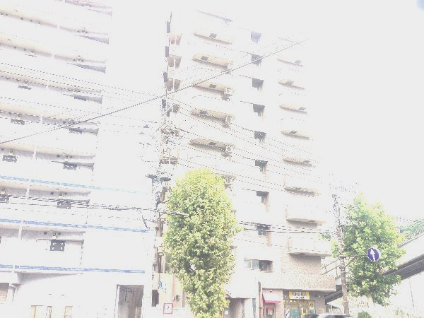 ロワレール横浜西壱番館外観写真