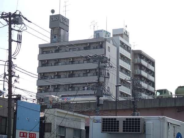 クリオ新子安参番館外観写真