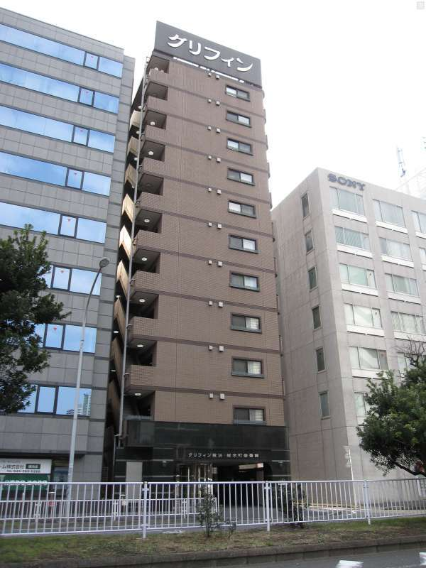 グリフィン横浜桜木町・参番館外観写真