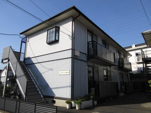 レジデンス横浜外観写真