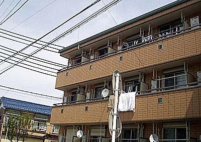 パークビュー西横浜外観写真
