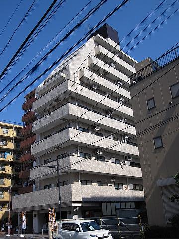 パークノヴァ横浜弐番館外観写真