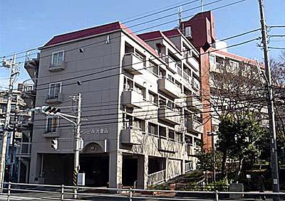 プラザK大倉山外観写真