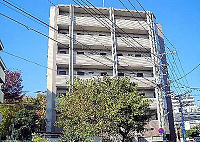 ティーリーフ横浜WEST外観写真