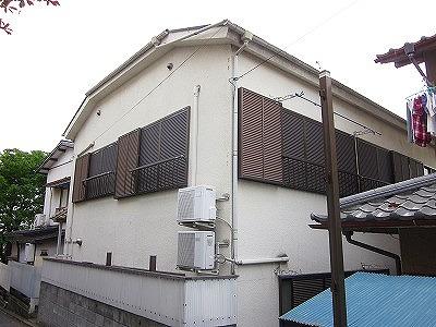 コーポ三代川外観写真