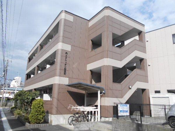 スタシィオン和田町外観写真