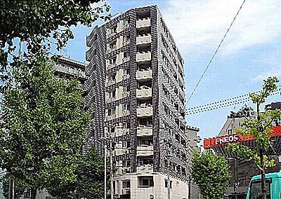ダイナシティ西横浜外観写真