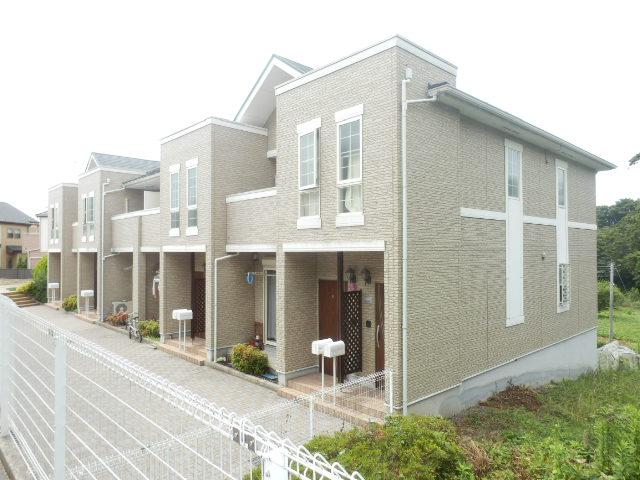 リマーレソプラ弐番館外観写真