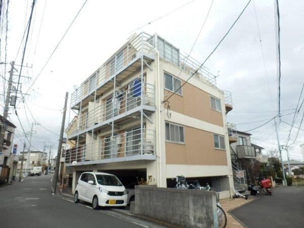 三春台めぐみマンション外観写真