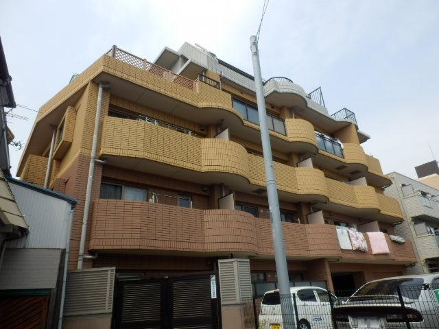 エルミタージュ横浜ベイ外観写真