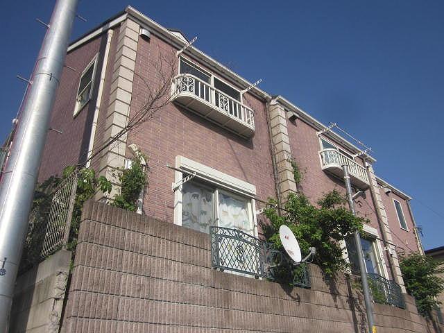 リーヴェルポート横浜山手Ⅰ外観写真