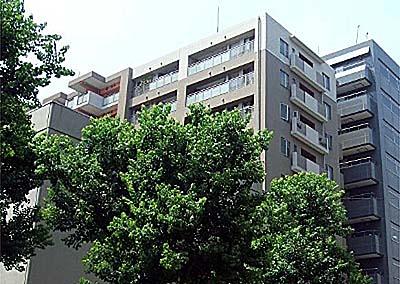 ミオカステーロ横浜関内外観写真