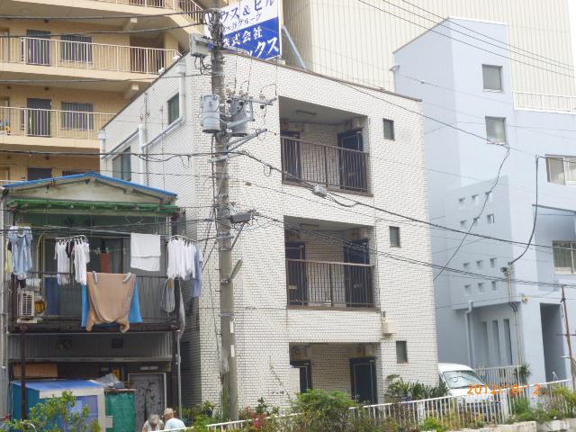 ヒロタマンション平沼橋外観写真