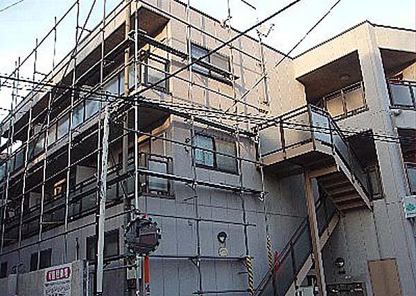 オピュレ横浜外観写真