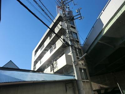 プリンス西横浜外観写真