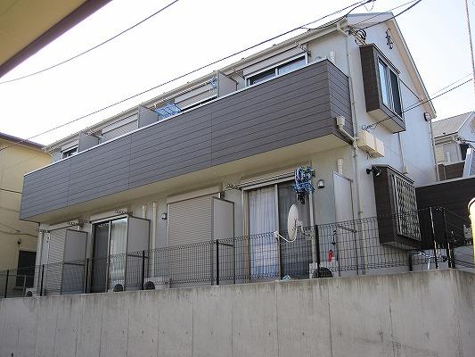 パティオ横濱外観写真