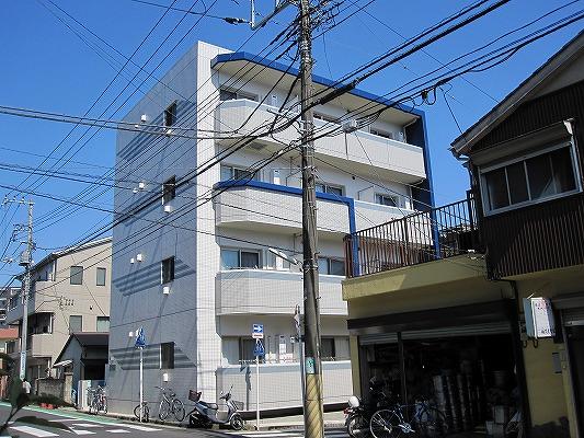 グランシャリオ横浜外観写真