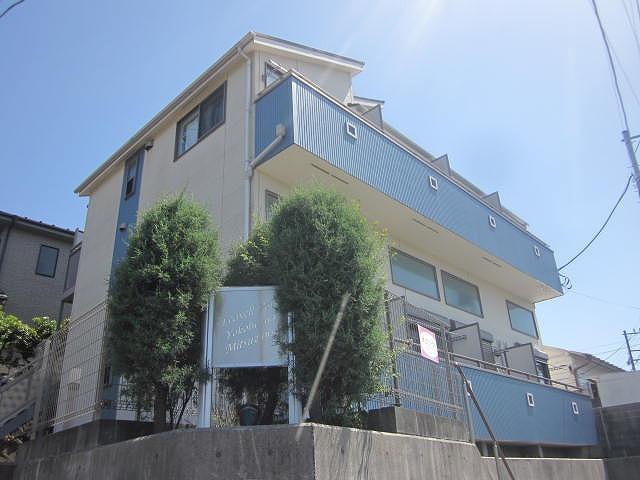 リーヴェルポート横浜三ツ沢外観写真