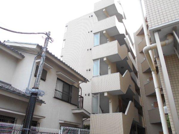VIVRE横浜白楽壱番館外観写真