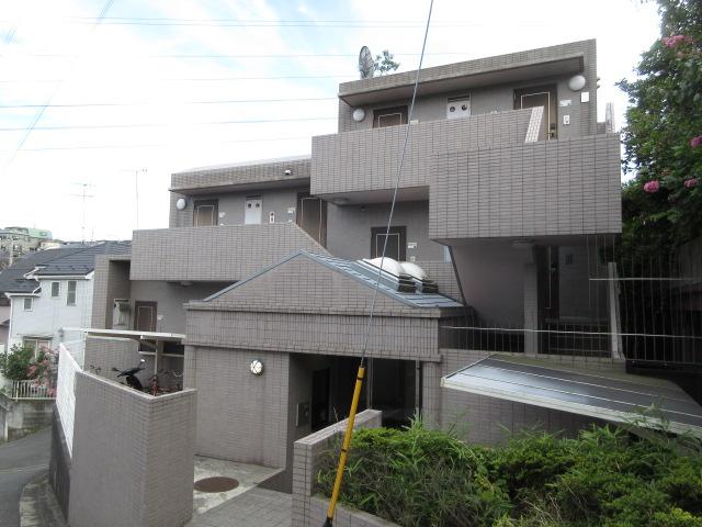 セントポーリア大倉山外観写真