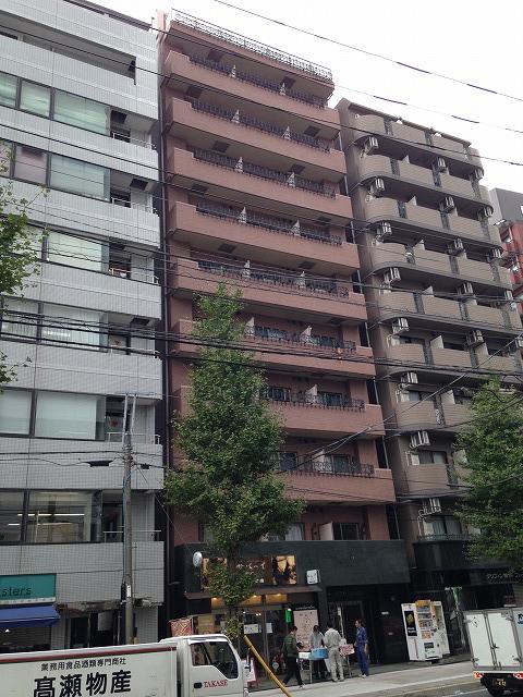 パール横浜東口壱番館外観写真