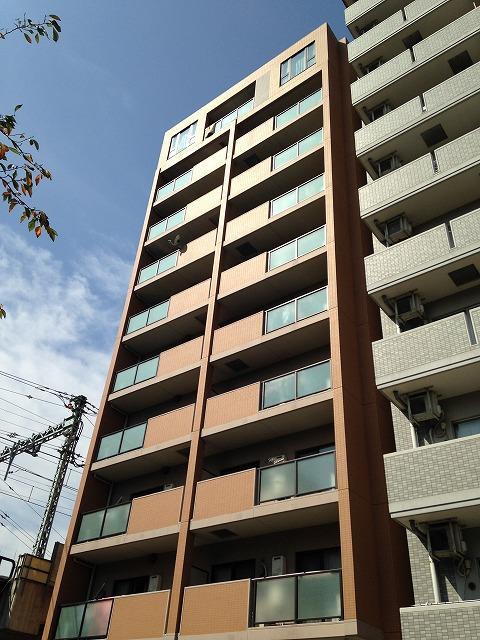 ルミエール横浜外観写真