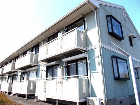 横浜ハウス外観写真