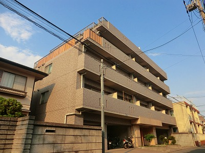 Ks Bird-Honmoku外観写真