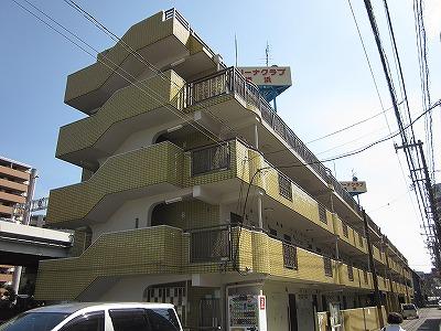 マリーナハウス弐番館外観写真