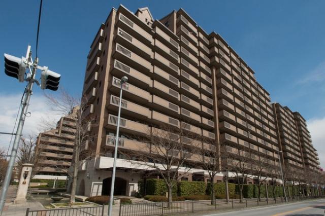 パークシティ横濱C棟外観写真