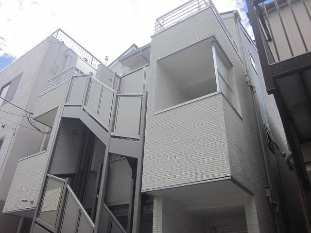 リーヴェルポート横浜英町Ⅱ外観写真