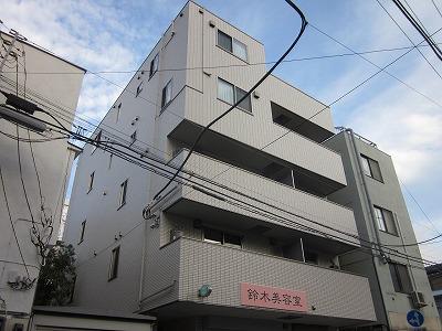 SUZUNAKA BLD外観写真