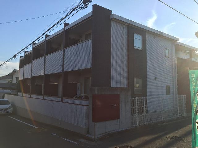 アートヒルズ横浜B棟外観写真