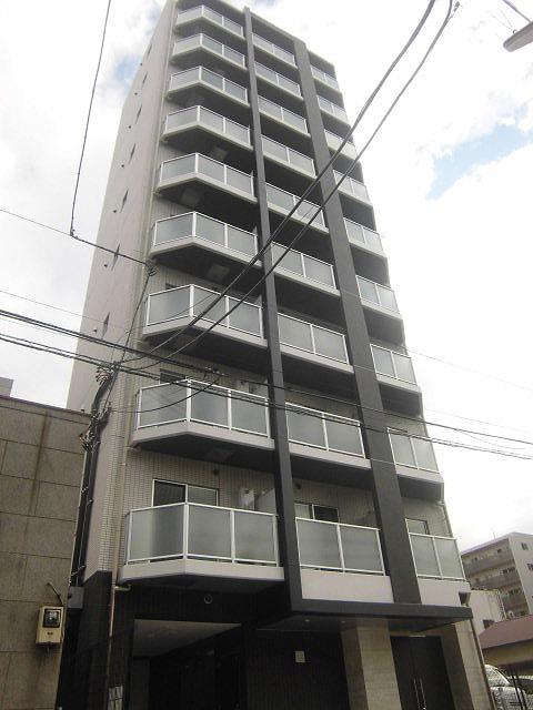 ルクシェール横浜吉野町外観写真