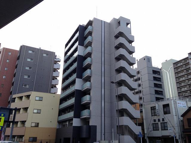 ガーラ・ステーション横濱阪東橋外観写真