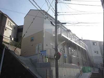 レジェンド横浜外観写真