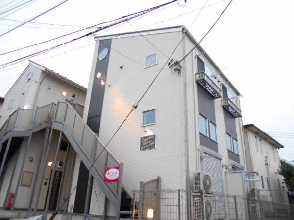 リーヴェルポート横浜白幡EASTⅠ外観写真
