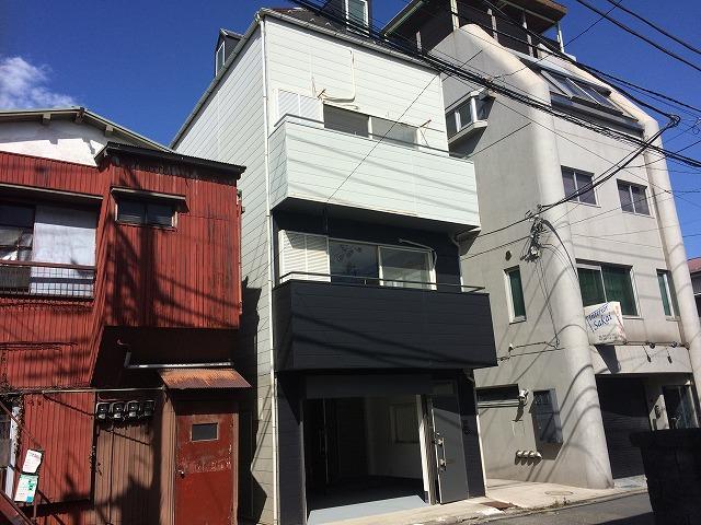 蒔田ハウス外観写真
