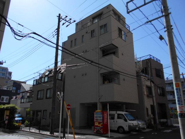 リヴァレイン横濱外観写真