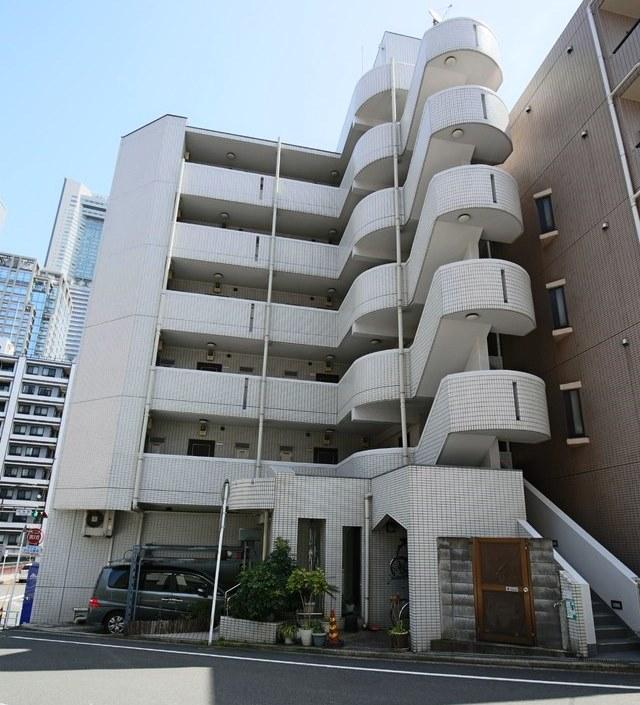 グランステイツ横濱外観写真