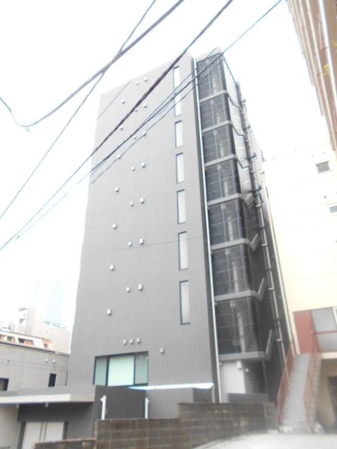 ザ・レジデンス横浜青木橋外観写真