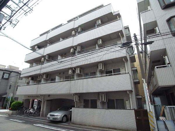 日興パレス伊勢佐木町北パートⅢ外観写真