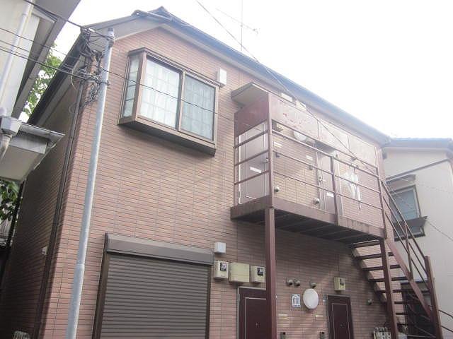 フォレックス新横浜外観写真