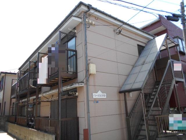 コーポB安井外観写真