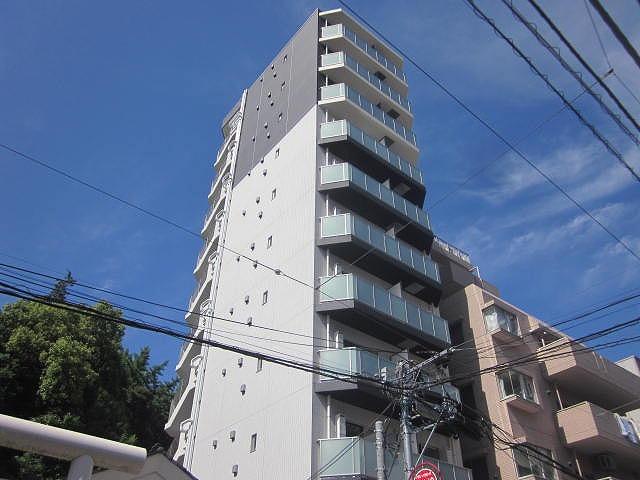 ルクシェール横濱外観写真
