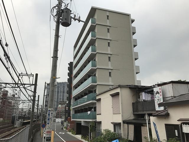 パークフラッツ横濱平沼橋外観写真
