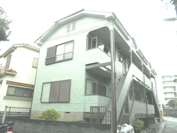 長谷川ハイツ外観写真
