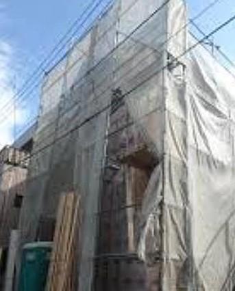 ユナイト大口メゾフォルテの杜外観写真