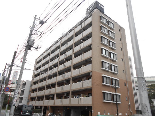 アール・ケープラザ横浜Ⅴ外観写真