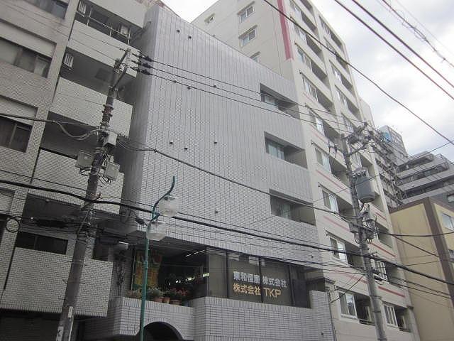 グレイス横浜外観写真